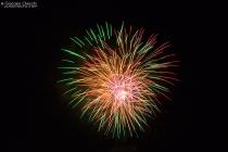 Fuochi d'artificio - Ortonovo